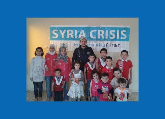 Syrien: Die Geschichte von Familie Scharif