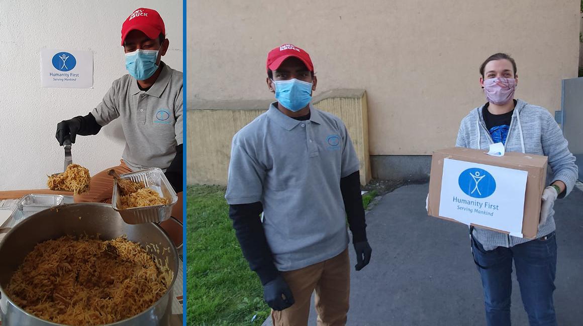 Obdachlosenspeisung Innsbruck