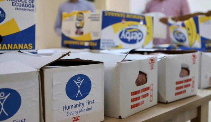 Versorgung für 1.500 Menschen in Priština