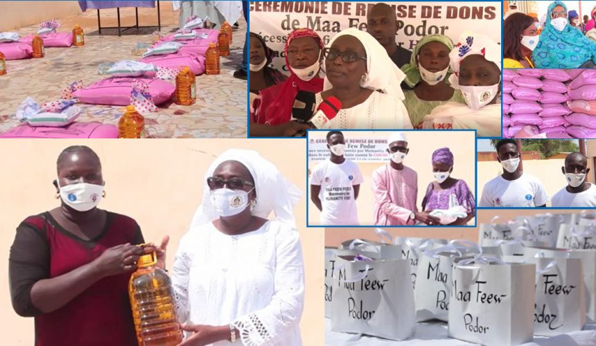 Senegal, Disaster Relief/Food Security, Women Project