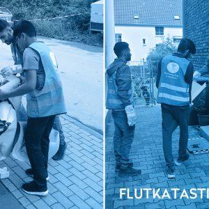 Flutkatastrophe in Deutschland